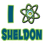 I Love (Atom) Sheldon Big Bang Show