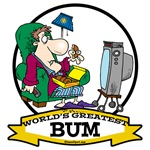 WORLDS GREATEST BUM