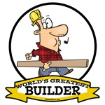 WORLDS GREATEST BUILDER