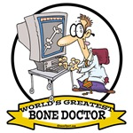 WORLDS GREATEST BONE DOCTOR MEN