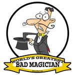 WORLDS GREATEST BAD MAGICIAN CARTOON
