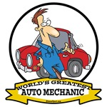 WORLDS GREATEST AUTO MECHANIC