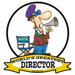 WORLDS GREATEST DIRECTOR CARTOON