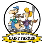 WORLDS GREATEST DAIRY FARMER