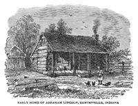 Lincoln's Log Cabin