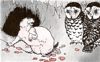 Paddy Paws & the Owls