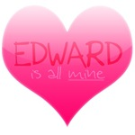 Edward is All Mine!