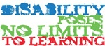 Disability Poses No Limits To Learning!