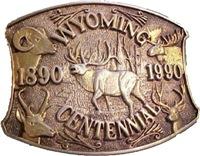 Wyoming Centennial Men's Clothing