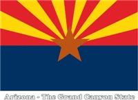 AZ Flag with Title