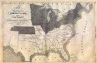 1861 Map Women's Clothing