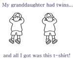 Great-Grandpa of Twins
