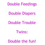 Double Trouble - Pink