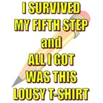 Survived My Fifth Step