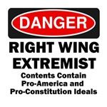 Danger Right Wing Extremist