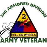 Army Veteran 2nd AD