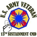 Army Veteran - 13th ESC