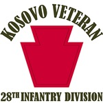 Kosovo Veteran - 28th ID