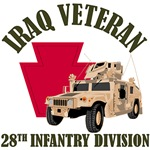 Iraq Veteran - 28th ID