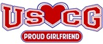T-shirts, hats, mugs, stickers and gift items for the Coast Guard Girlfriend