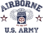 Army Airborne Grunge Style - 82nd Airborne