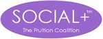 Social+ Lilac Oval