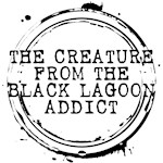 The Creature from the Black Lagoon Addict Stamp