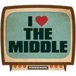 Retro I Heart The Middle