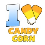 I Heart Candy Corn