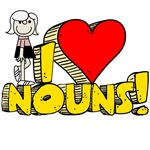 I Heart Nouns - Schoolhouse Rock!