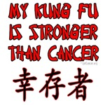 Kung Fu Stronger Than Cancer