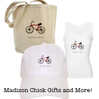 Madison Chick Bicycle Tees, Gifts, and More!