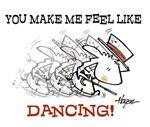 Dancin' Rory.