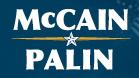 McCain / Palin Store