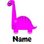 Pink Dinosaur (p)