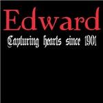 Edward Capturing hearts since 1901