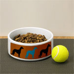 Greyhound Dog Bowls