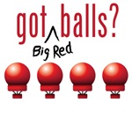 Got (Big Red) Balls?