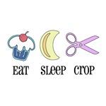 Eat Sleep Crop