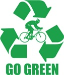 Go Green Cycling