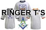 Masonic Ringer T-shirts
