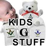 Masonic Kids stuff