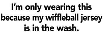 Wiffleball Jersey