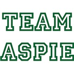 Team Aspie Shirts