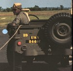 US Navy Ford GPW