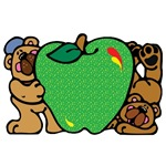 Apple Bears T-Shirts and Gifts