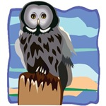 Owl T-shirts and Gifts