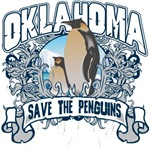 Save the Penguin Oklahoma T-Shirts and Gifts