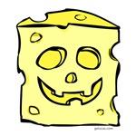 Cheese O' Lantern