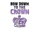 Bow Down to the Crown shop